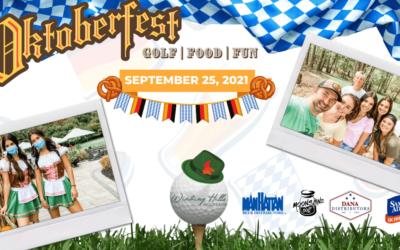 3rd Annual Oktoberfest Golf Outing